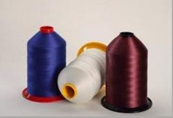 White Dyed Upholstery Stitching Thread, For Industrial