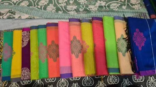 Bengal Kotta Silk Cotton Sarees