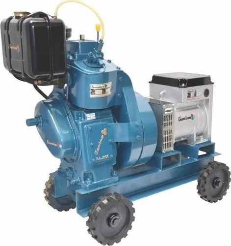 3.5kVA Air Cooled Generator Set