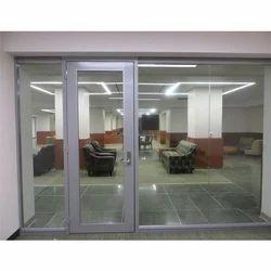 Hinged Office Aluminum Door