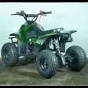 80 CC Junior ATV Green Military