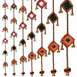 Beads Mirror Hanging