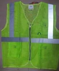 Metro VIP Football Net Green Jacket - 1410