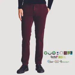 Fair Trade Organic Cotton Mens Casual Pants