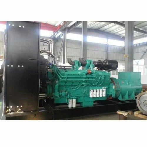 Cummins 30 KVA Three Phase Diesel Generator - Ganesh Powers