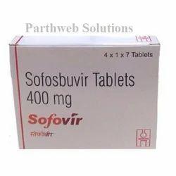 Sofovir 400mg Sofosbuvir Tablets