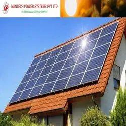 Solar Renewable Energy System