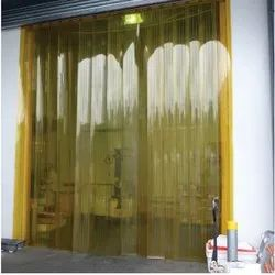 Fume Barrier Curtains