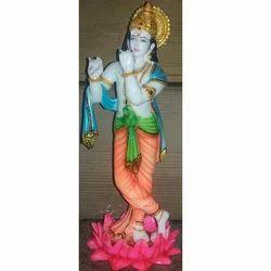 Ceramic Krishan Statue
