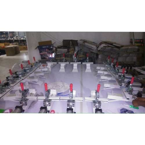 Pneumatic Structure Clamps