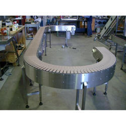 Thermoplastic Slat Chain Conveyor