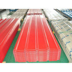 GI Color Coated Roofing Sheet