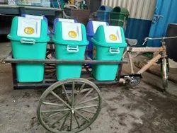 Garbage & Trolley