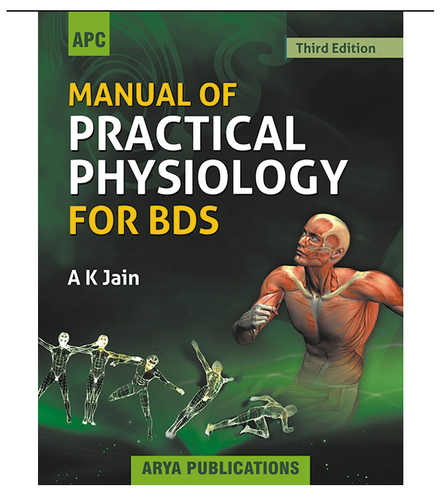 manual of practical physiology for bds sharir vigyan ki kitabein rh indiamart com BDS 2013 3500 4 Link BDS Radio