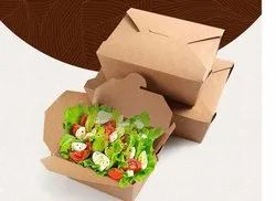 Fast Food Packaging Box