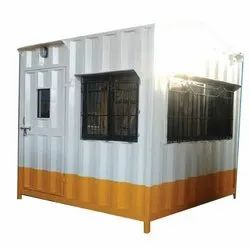 Prefabricated Security Guard Cabin