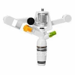 White PVC Sprinkler Nozzle