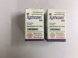 Pharma Grade Oxymetholone 50mg Tablets, For Muscle Building, Purity: 100 Percent