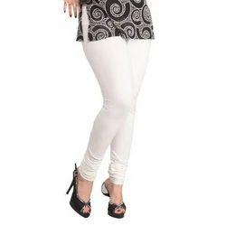 Lux Lyra White Churidar Ladies Leggings