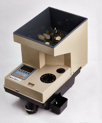 Heavy Duty Coin Counting Machine