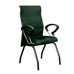 Black Hotel Visitor Chair