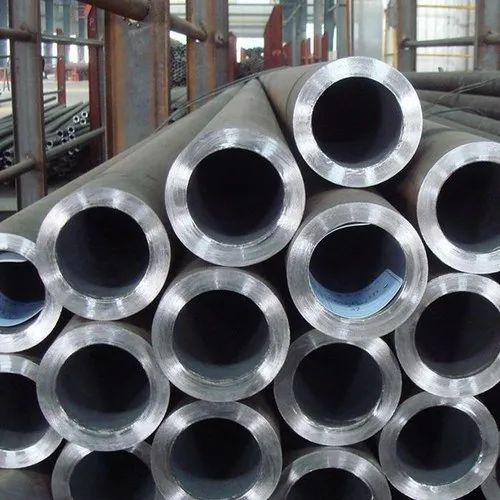 Round Water Alloy Seamless Steel Pipe
