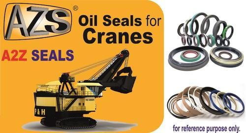Crane Seal Kit P&h / Hm / Kobelco / Kone / Cranes Crawler