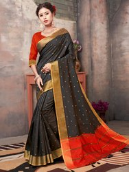 Exclusive Designer Banglori Silk Weaving Saree,6.3mtr