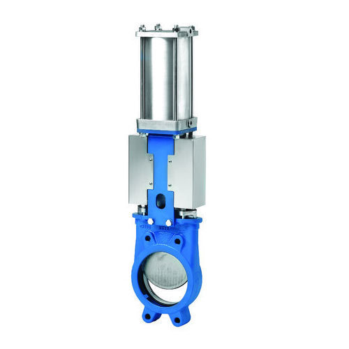 Pneumatic Knife Gate Valve At Rs 8000 Piece वायवीय नाइफ