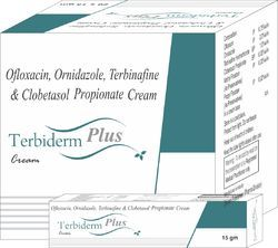 Ofloxacin Ornidazole Terbinafine & Clobetasol Propionate Cream