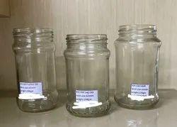 Glass Bottle / Masala Jar / Glass Jar / Glass Container / Jam Jar