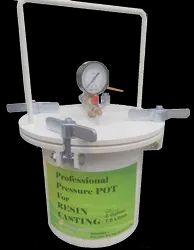 Pressure Pot For Resin