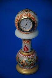 Marble Desktop Clock