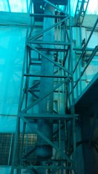 Vertical Stainless Steel Tank