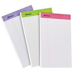 White Paper Writing Pad, Packaging Type: Box
