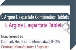 L Argine L Aspartate Tablet
