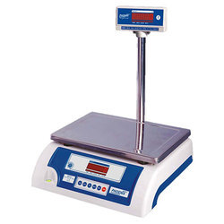 MS Table Top Scale with Pole Display