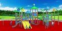 Outdoor Playground Equipment KAPS 2207