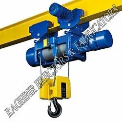 LHT Electric Wire Rope Hoist