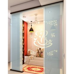 Pooja Room Interior Designing Service
