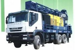 1000ft Hydraulic Water Well Drilling Rig