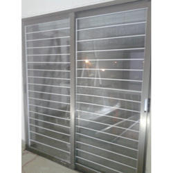 SS304 and 316 4 to 5 feet Stainless Steel Grill Window