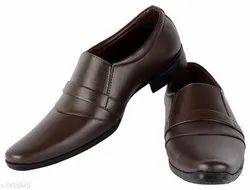 Stylish synthetic formal shoe
