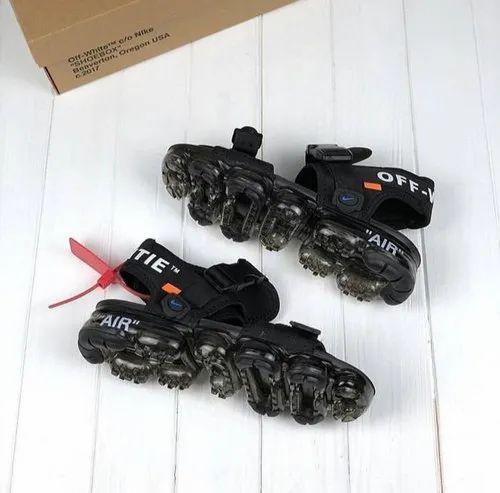 2c26767f18768 Daily Wear Black Nike Vapormax Sandal X Off White