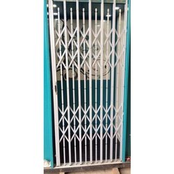 Heavy Duty MS Collapsible Gates