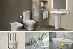 Ceramic Sanitary Bathroom & Toilet Accessories Fittings