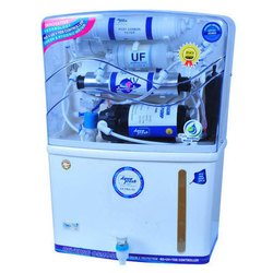 RO, UV, UF, TDS Controller Aquafresh RO UV UF Dometic Water Purifiers, Capacity: 15 L