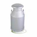 Aluminum Aluminium Milk Can