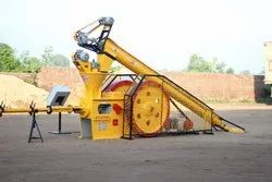 White Coal Briquette Machine