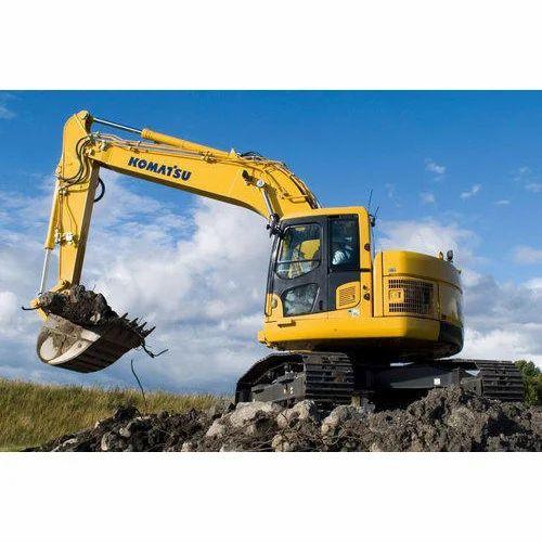 Komatsu Excavator Rental Service